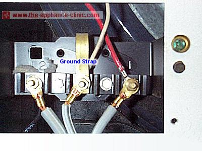 sears and whirlpool electric dryer change dryer cord the rh the appliance clinic com dryer plug wiring diagram 3 prong dryer plug wiring