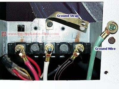 Strange Sears And Whirlpool Electric Dryer Change Dryer Cord The Wiring Cloud Usnesfoxcilixyz
