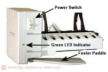Ge Im6 Electronic Refrigerator Icemaker The Appliance Clinic